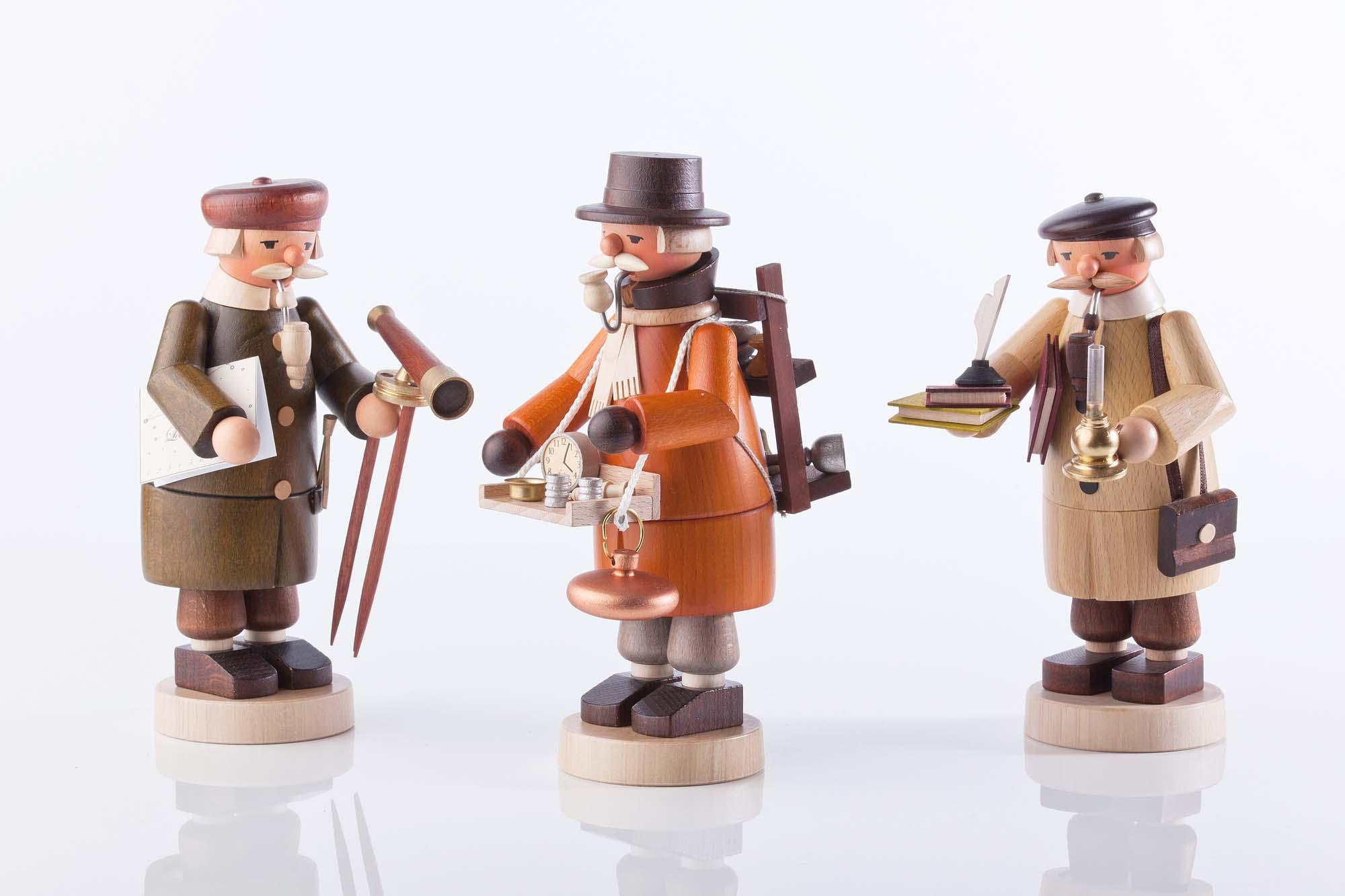Findeisen Räuchermänner