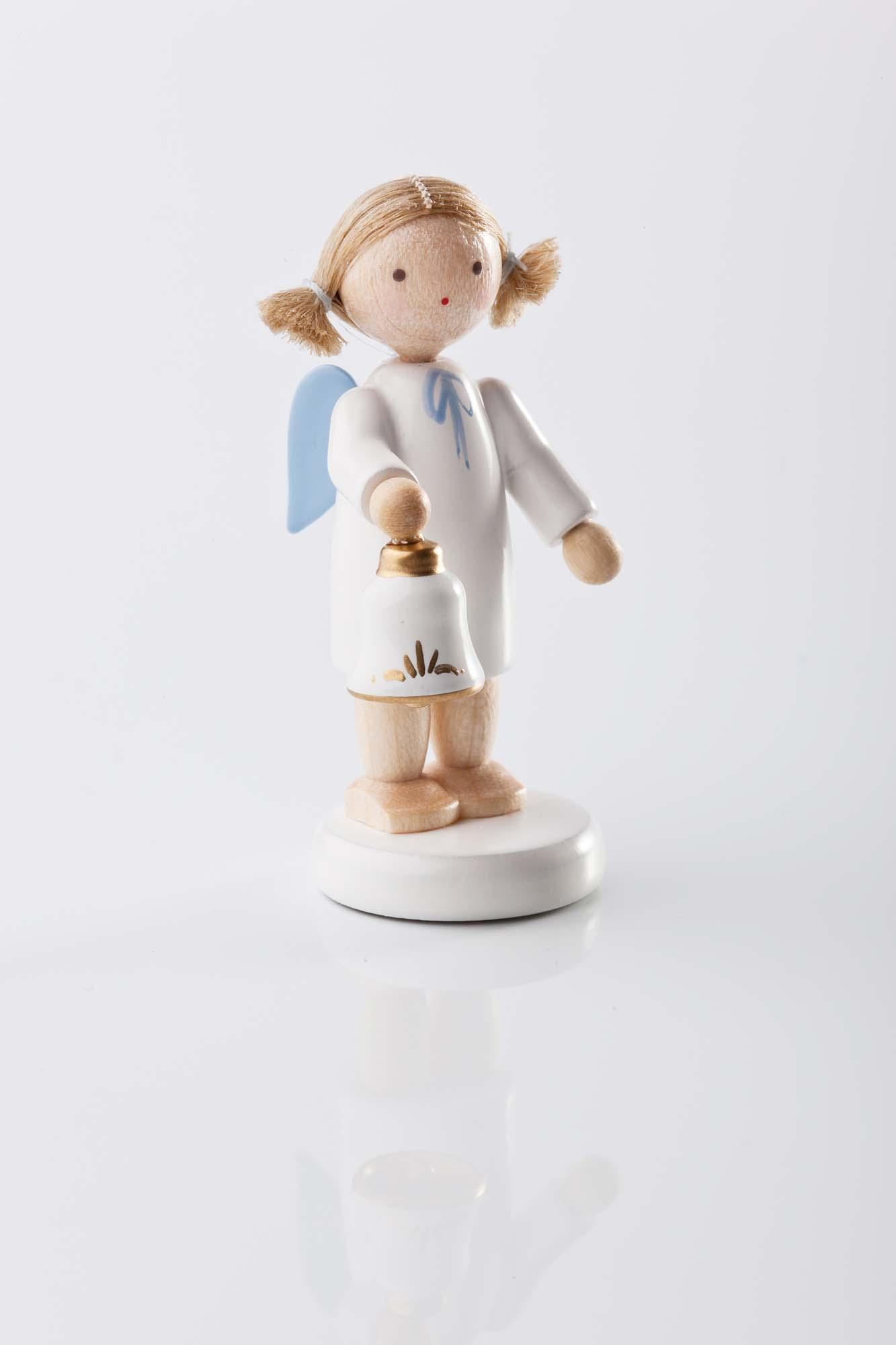 Engel mit Glocke 6117