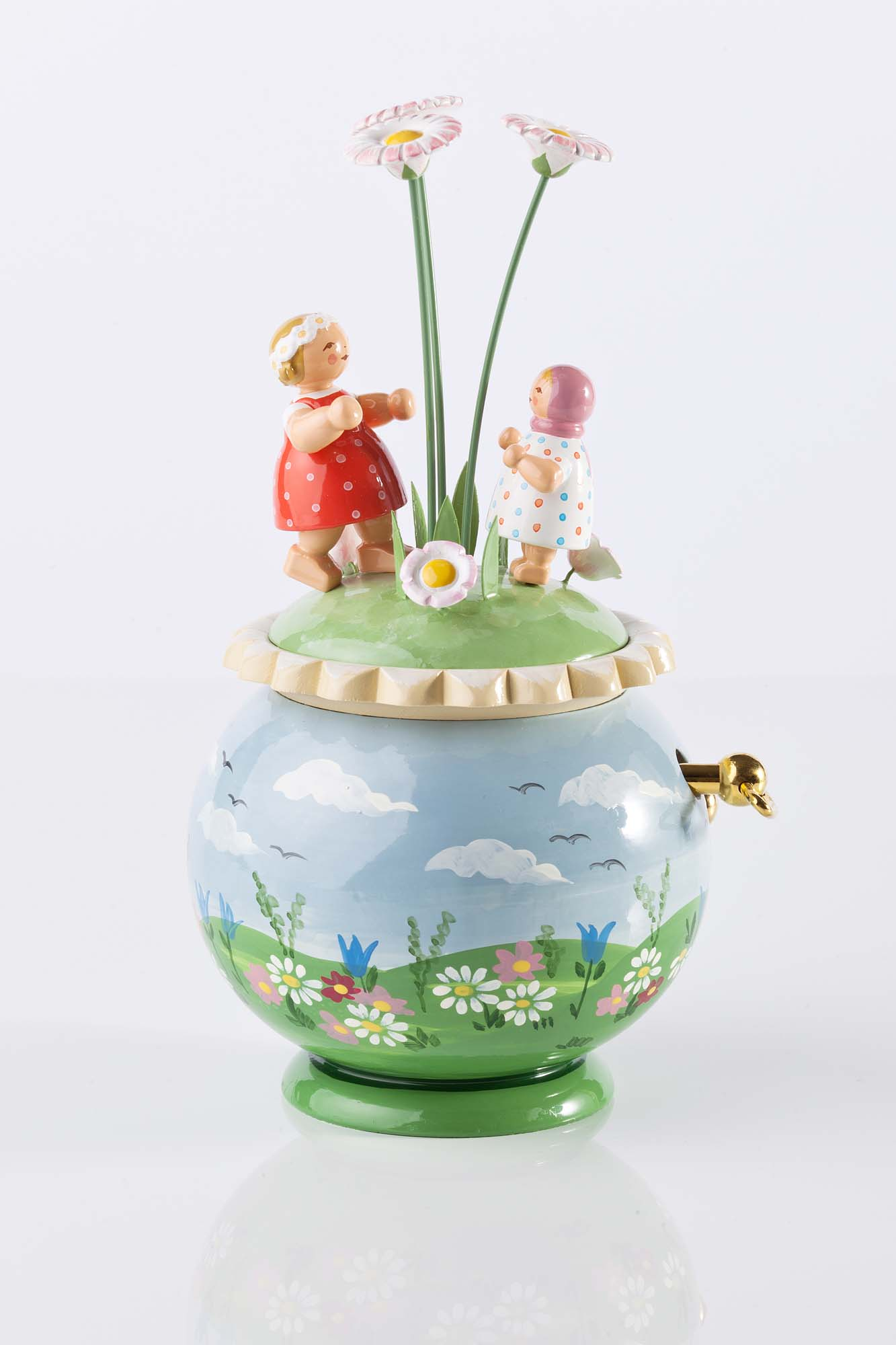 Spieldose Frühlingsreigen 5318/47AM