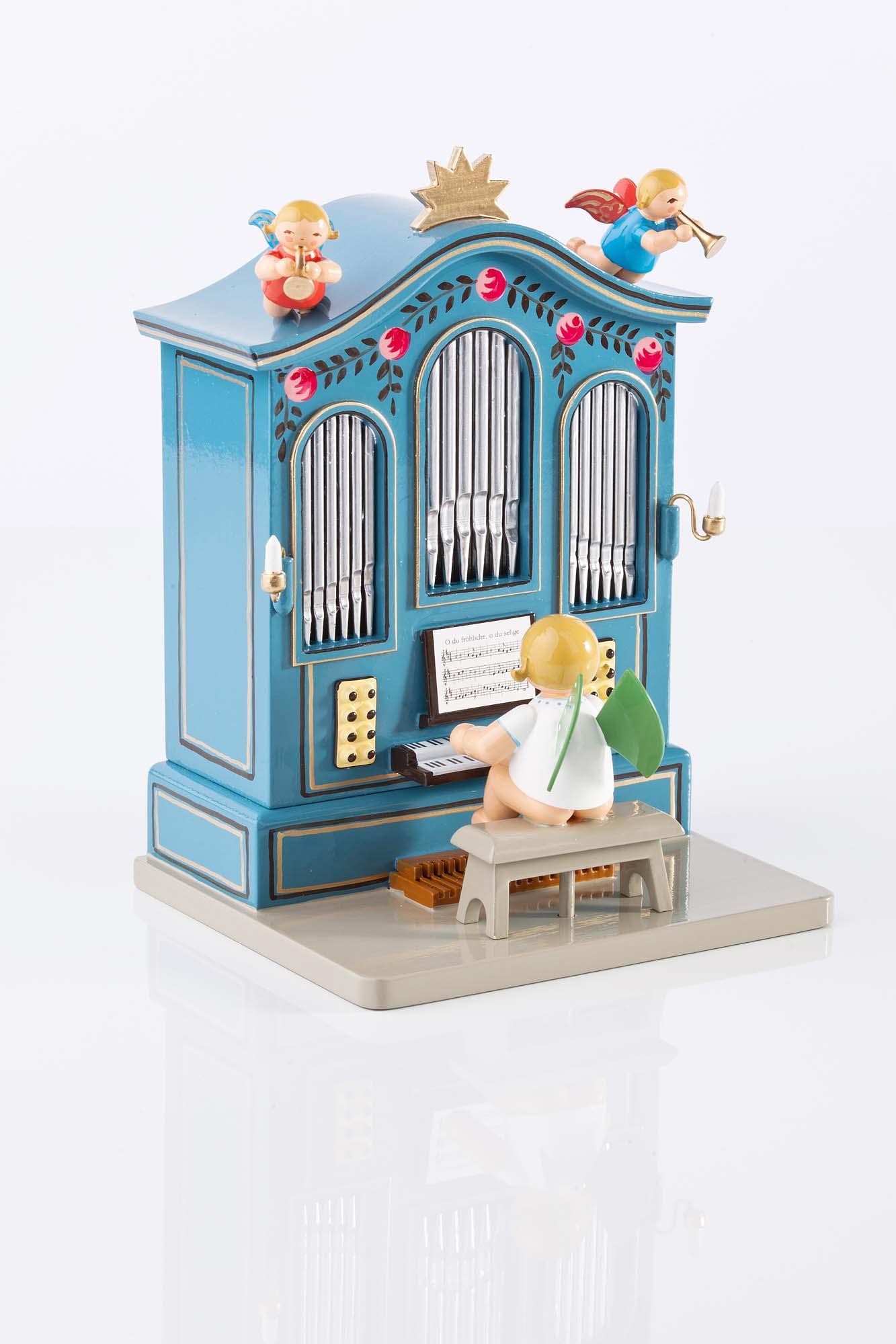 Orgel mit Spielwerk 5336/70A
